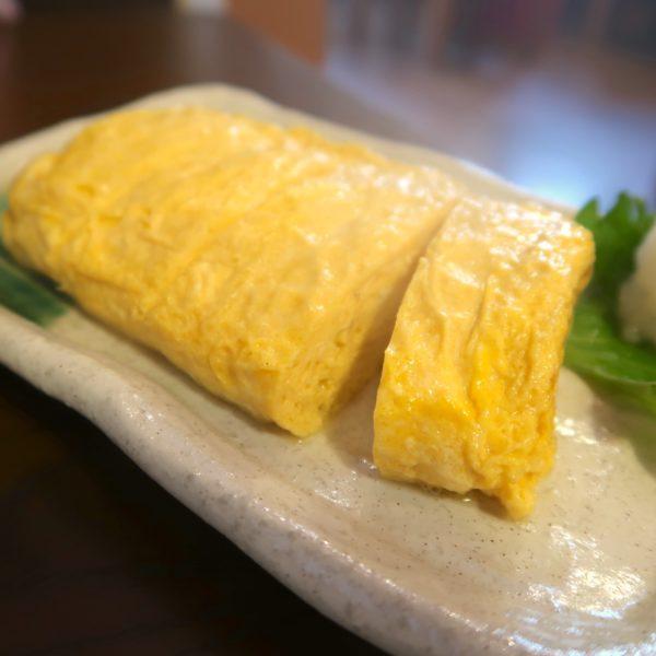 出汁巻き玉子(550円)