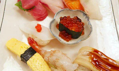 大阪・梅田 元祖ぶっち切り寿司 魚心 本店