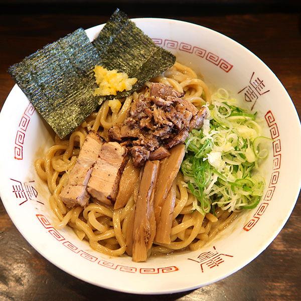 油そば・大(850円)