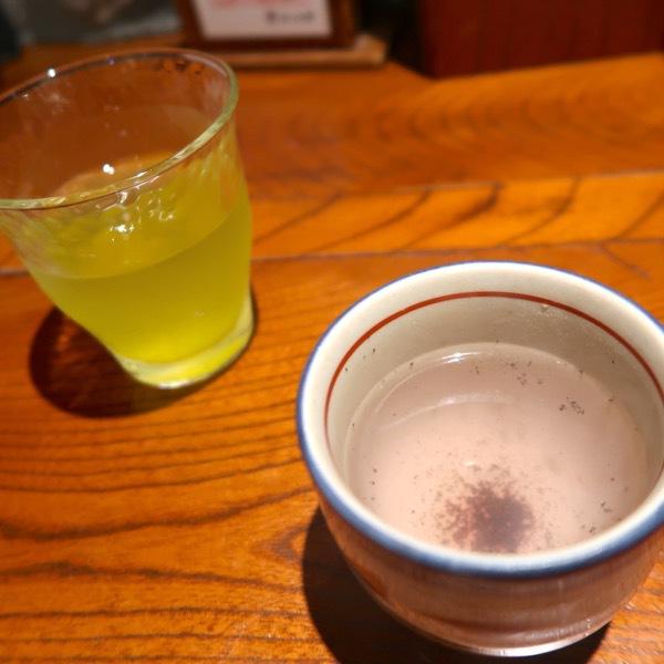 シソのお茶