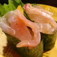 東京 KITTE 回転寿司「根室花まる」