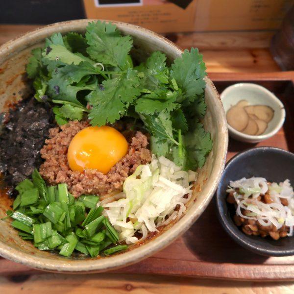 台湾まぜ麺(780円)