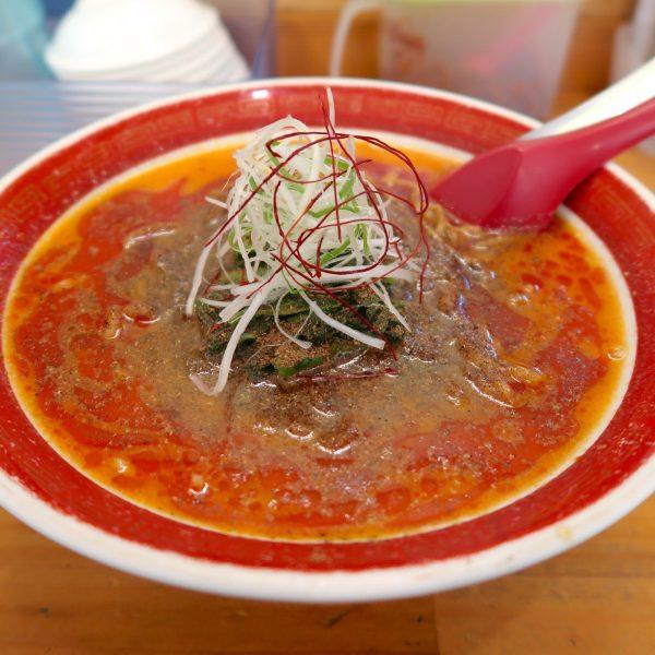 四川担々麺(720円)