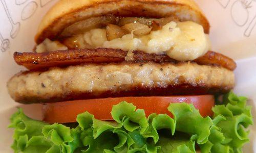 モスバーガー とびきりハンバーグサンド