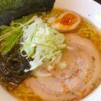 読谷 麺屋シロサキ ラーメン