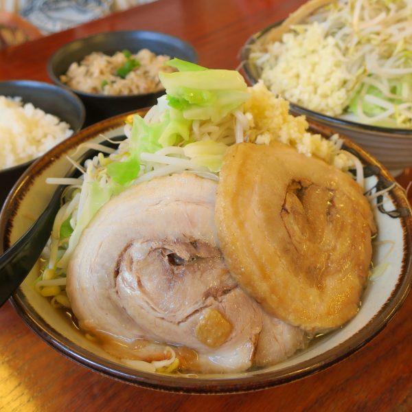 金太郎 そー麺・中(750円)
