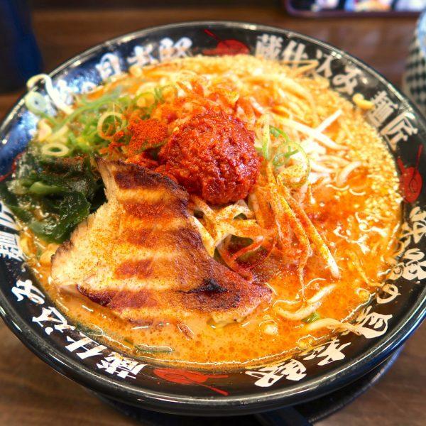 辛味噌らーめん(740円)