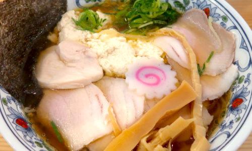 ぬーじボンボンメンデス ゆし豆腐そば