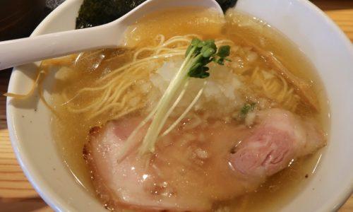宜野湾・大山「麺恋 まうろあ」 煮干しラーメン