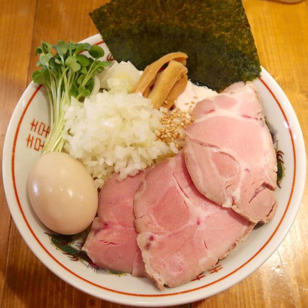 元祖武蔵野油そば 大盛り(850円)