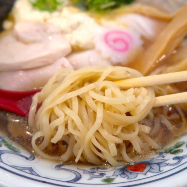 手打ち風麺