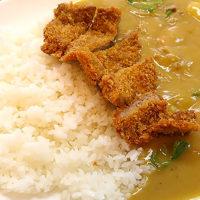 浦添 寿味食堂の黄色いカレー