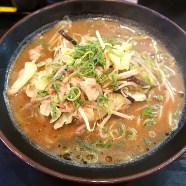 炒め野菜ラーメン(740円)