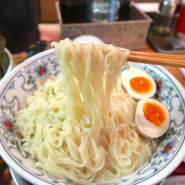 とぅるとぅるの麺