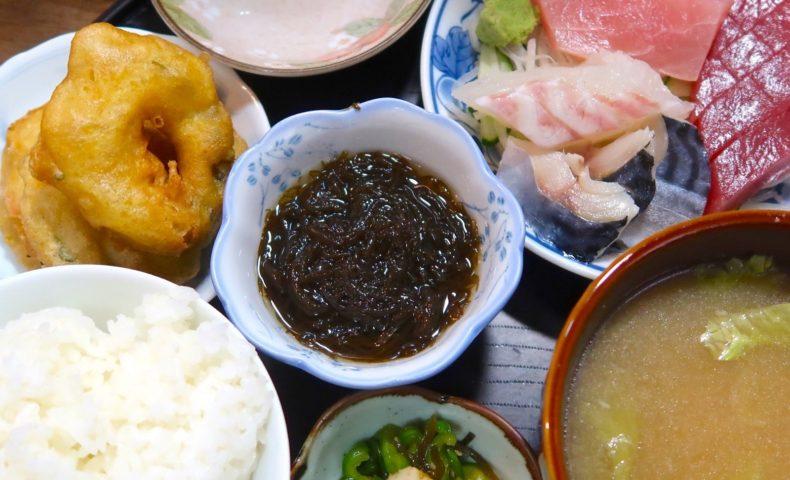 鮮魚のふくむら 刺身定食