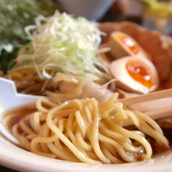 中細麺との相性バツグン