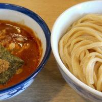 沖縄市 つけ麺ジンベエ シビカラ