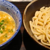 古島「めん処 夢ノ弥」で限定・スパイシーつけ麺