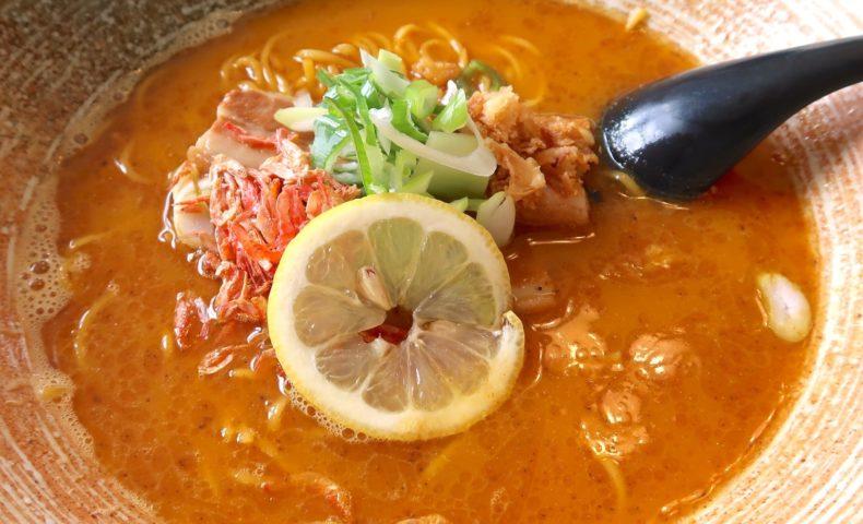 港川 琉球拉麺・スパイスカレー teianda