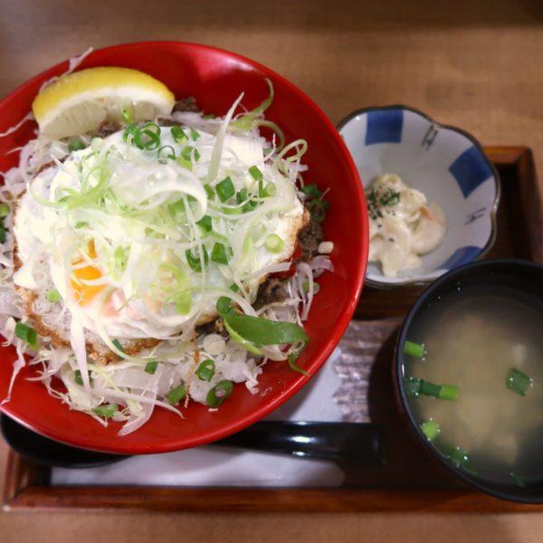 ガパオ丼(780円)