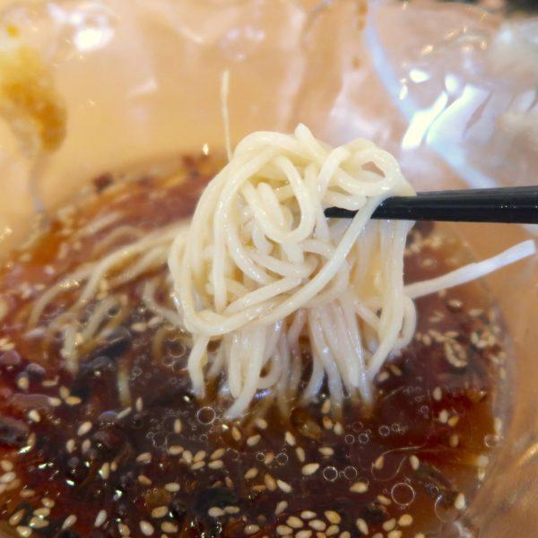ぱっつん麺がうまい!