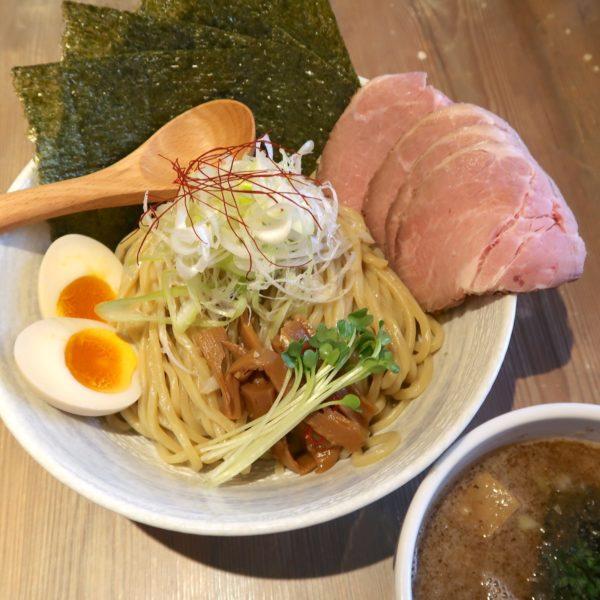 梅つけ麺SP盛・大(1,300円)