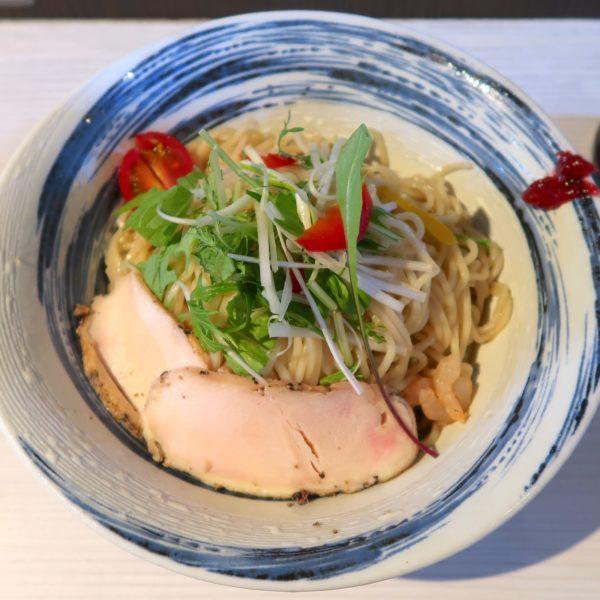 夏冷やし麺・大盛(880円)