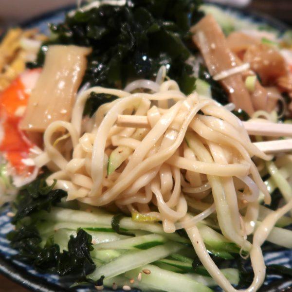 パッツン麺