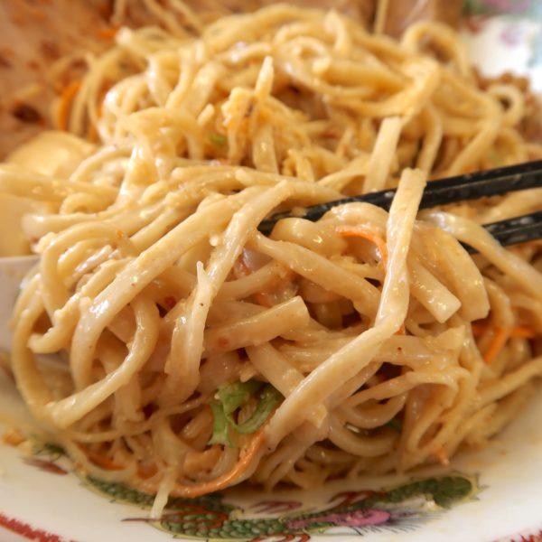 ワシワシ麺