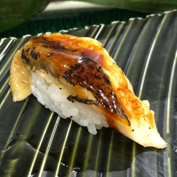 穴子(250円)