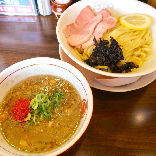 つけ麺・大盛(850円)
