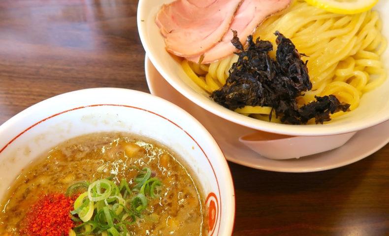 宜野湾 ラブメン本店 つけ麺